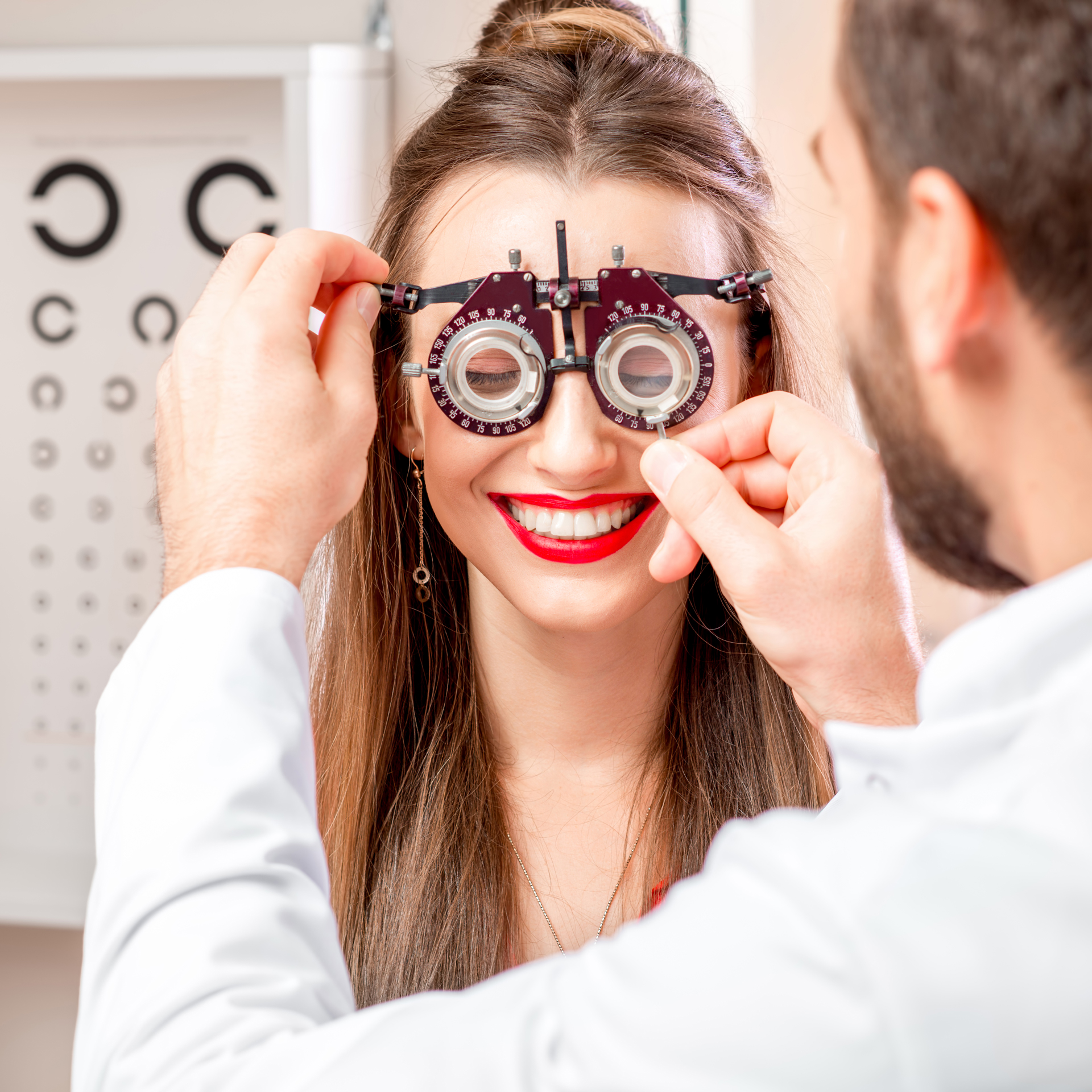 Opticians based in Leicester